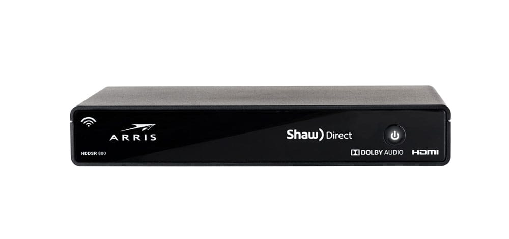 How to plug and activate your Shaw Direct satellite receiver
