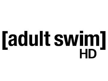 Adult Swim HD channel logo